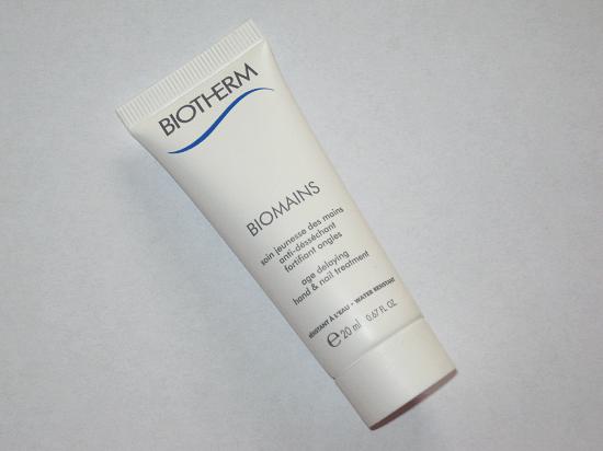 Biotherm Biomains handcrème