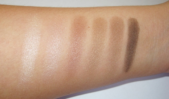 Catrice Absolute Nude palette 1