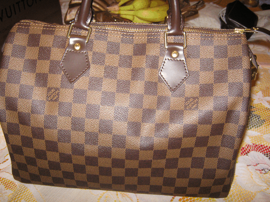 de1a8506e52 Louis Vuitton Speedy 30, Louis Vuitton Speedy 30 Damier Ebene, Louis Vuitton  Damier Ebene ...