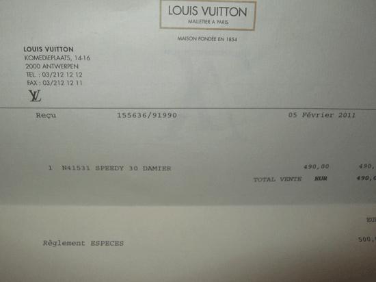 Louis Vuitton Winkel Antwerpen