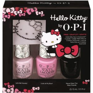 Exciting beauty news  Hello Kitty by OPI