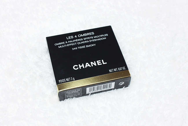 Chanel Tisse Smoky