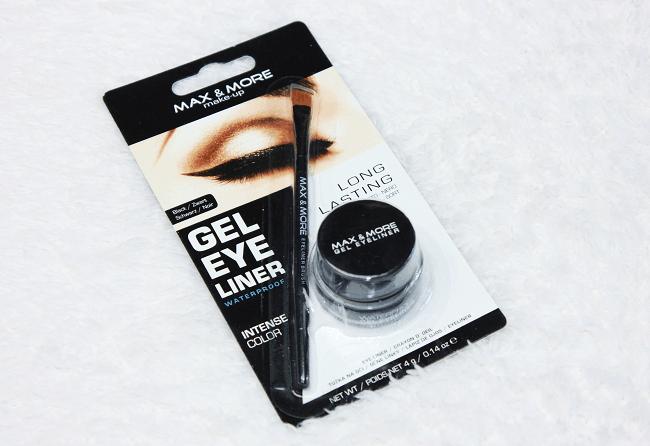 Action Gel Eyeliner