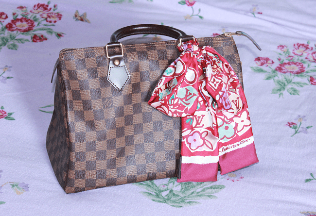 Louis Vuitton tas