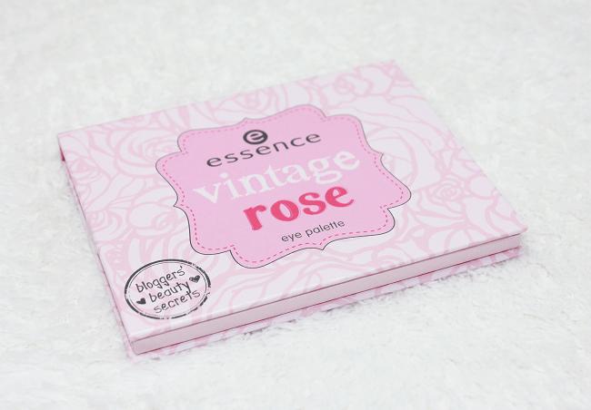 Essence Vintage Rose