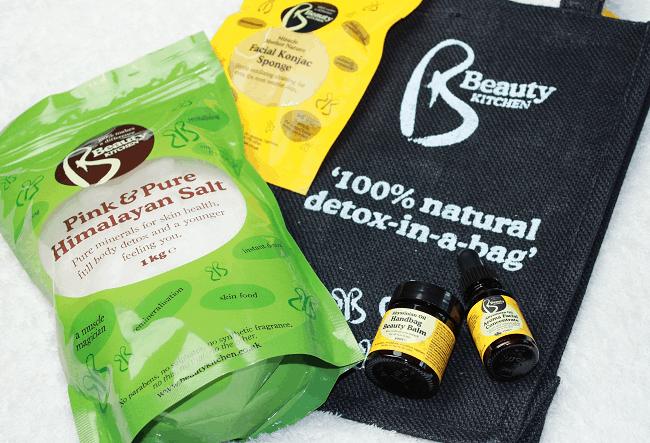 Beauty Kitchen Detox in a Bag
