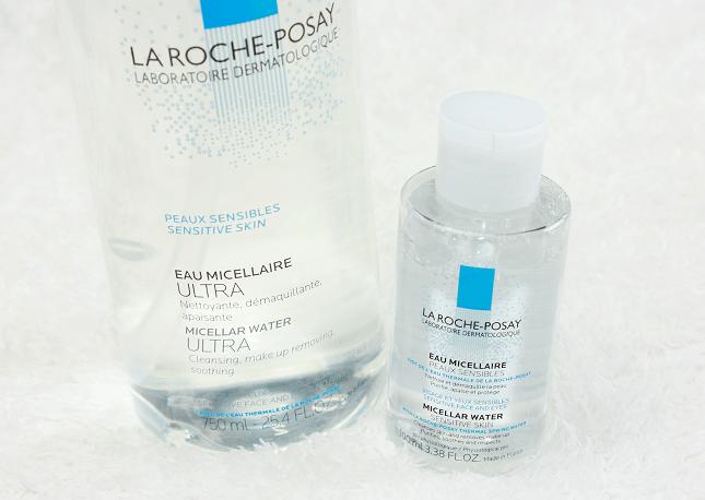 La Roche-Posay Eau Micellaire Ultra