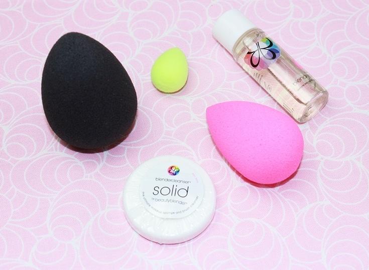 Een foto over de Beautyblender make-up spons