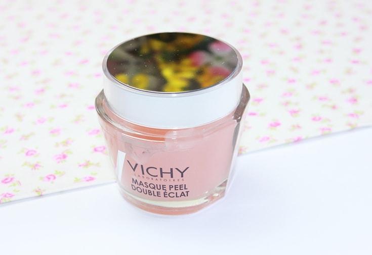 Vichy Double Glow Peel Mask