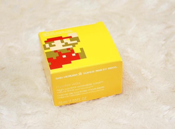 Shu Uemura Super Mario