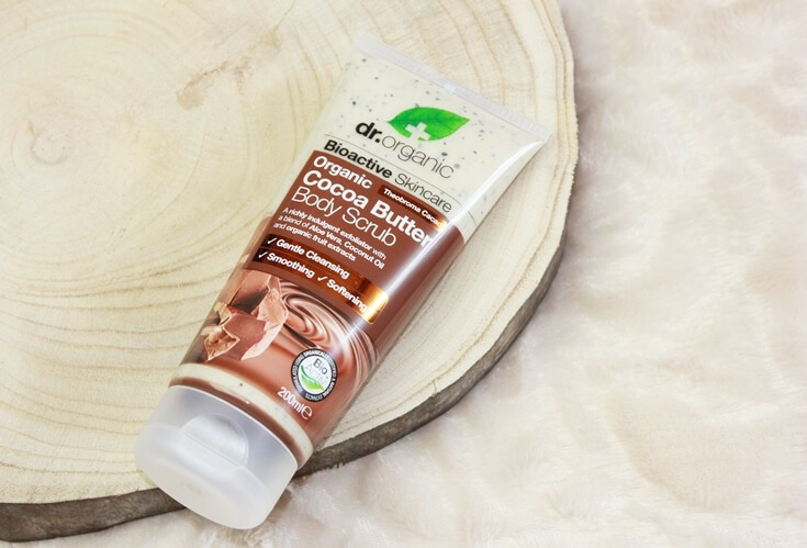 Dr. Organic Cocoa Butter