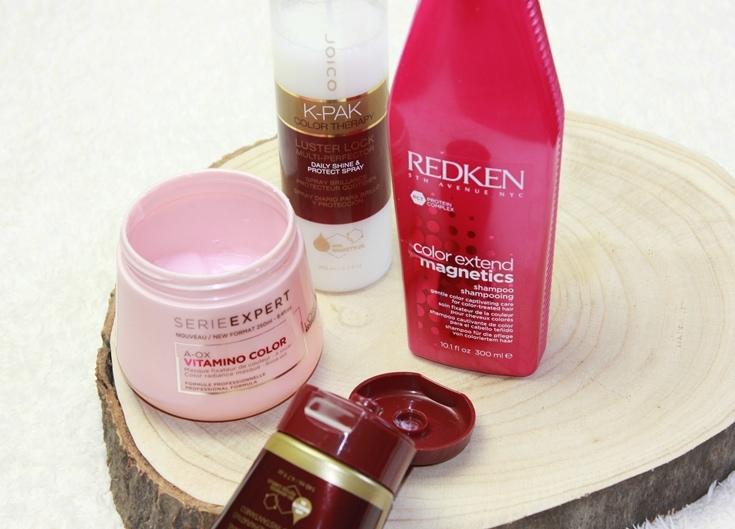 Beste producten voor gekleurd haar