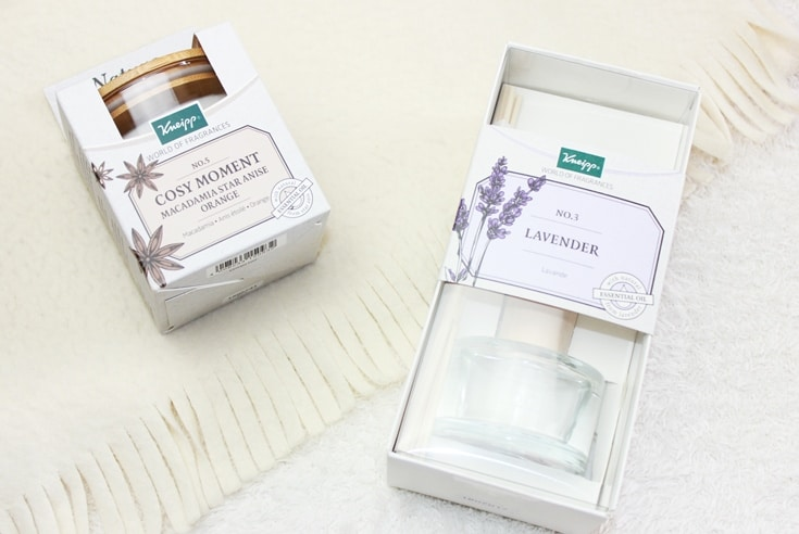 Kneipp World of Fragrances geurkaars