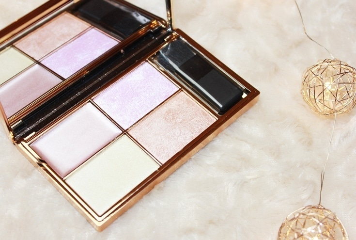 Sleek Solstice highlighter palette
