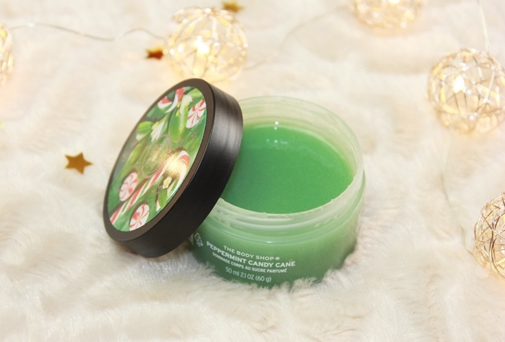 The Body Shop Peppermint Candy Cane