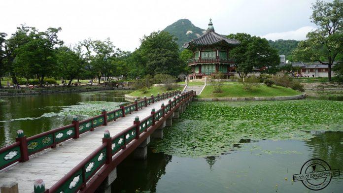 Op reis naar seoul taipei hong kong