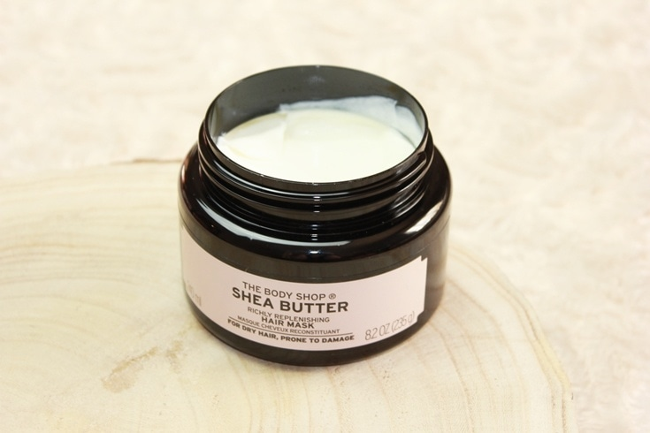 The Body Shop Shea Butter Hair Mask