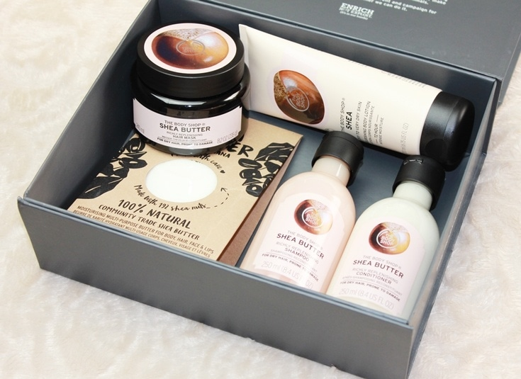 Nieuwe The Body Shop Shea producten