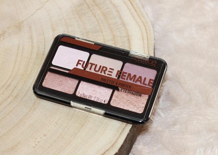 Catrice Palette à Porter future female palette