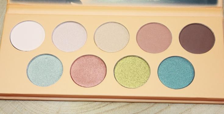Essence G'Day Sydney eyeshadow palette