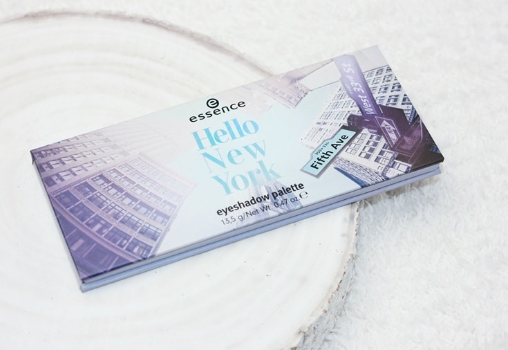 Essence Hello New York palette