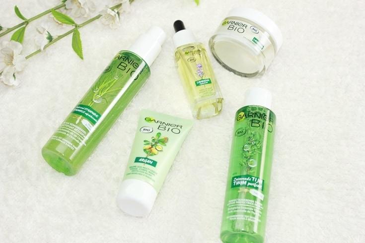 Garnier Bio natuurlijke producten