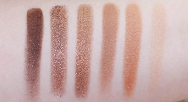 Urban Decay Naked Reloaded palette review