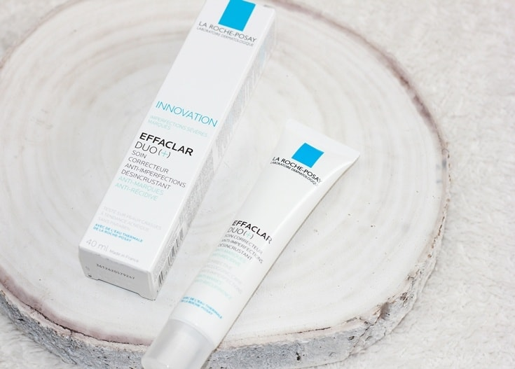 producten voor een gevoelige huid acné