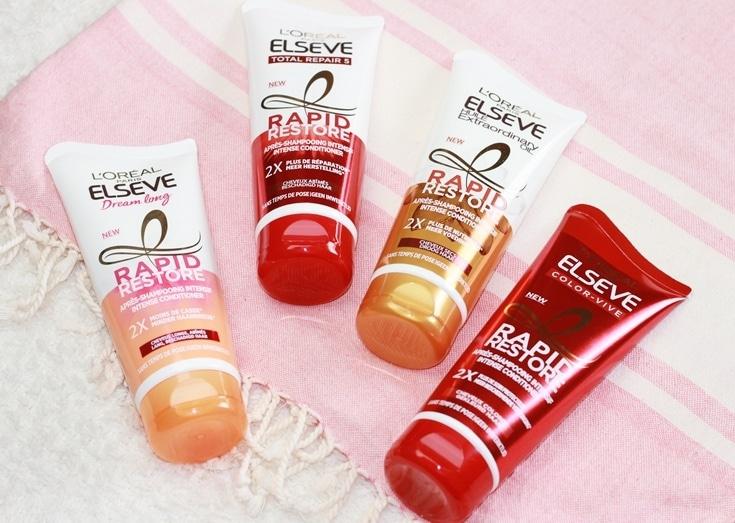 L'Oréal Elseve Rapid Restore