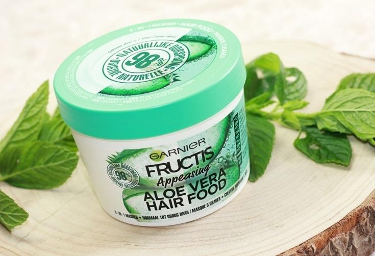 Garnier Fructis Aloë Vera Hair Food