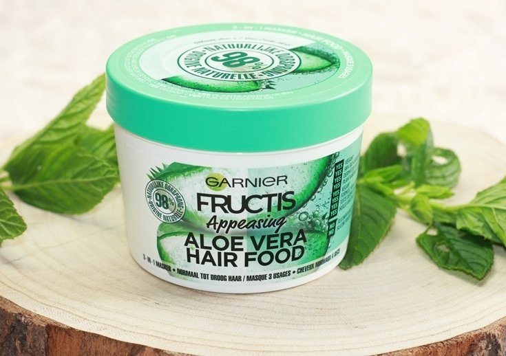 Garnier Fructis Hair Food Aloë Vera