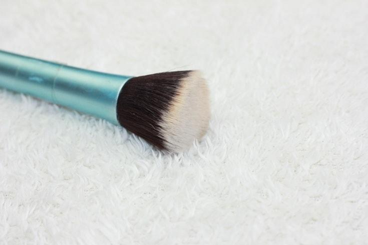 platte kabuki brush