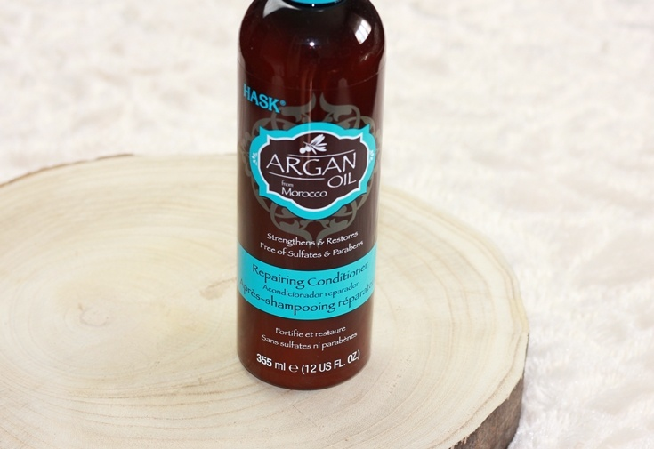 HASK Argan Oil from morocco shampoo