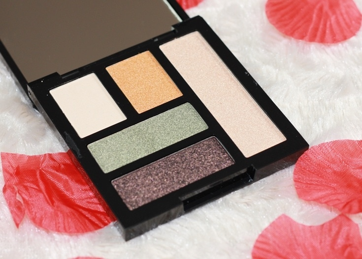 Only You Wildflower Sunflower palette review