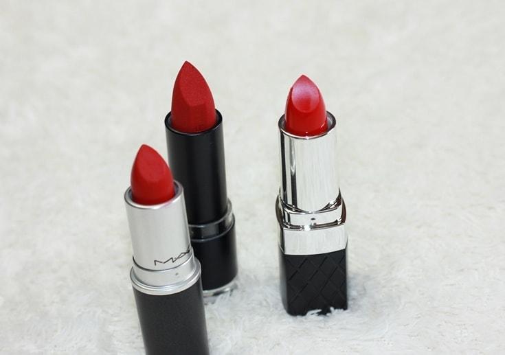 rode lipstick aanbrengen producten