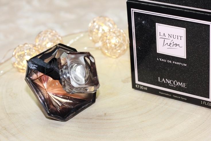 Lancôme La Nuit Trésor eau de parfum review