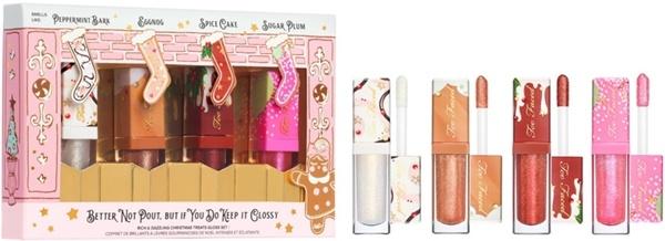make-up cadeaus Kerstmis