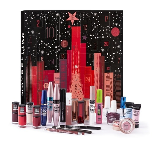 Maybelline Make-up Adventskalender 2019