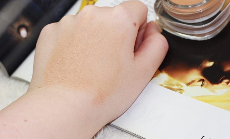 Catrice 1 Minute Face Perfector Foundation swatch