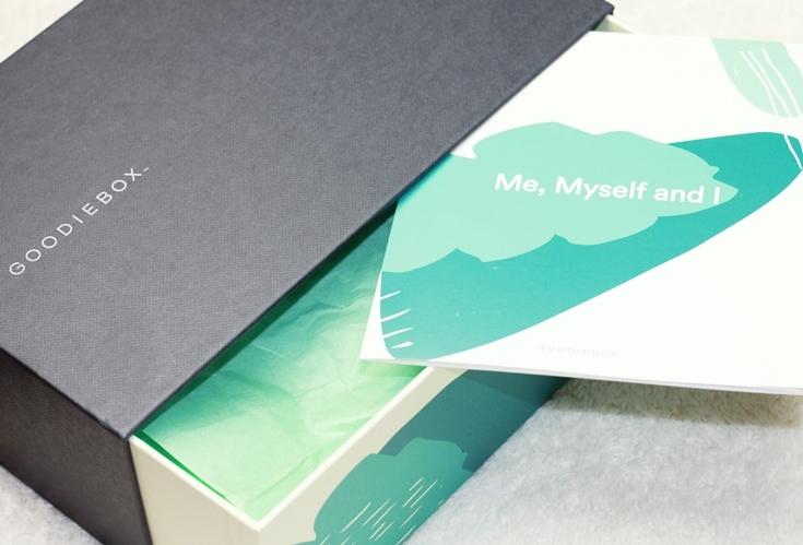 Goodiebox januari verpakking