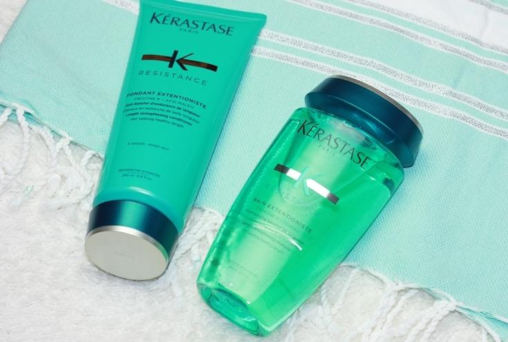Kérastase Résistance Extentioniste shampoo & conditioner
