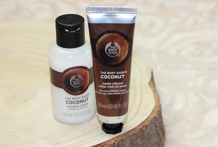 The Body Shop Coconut producten