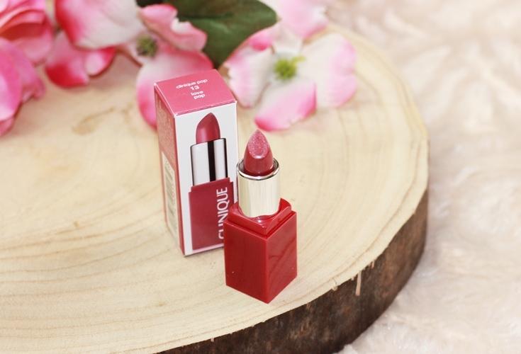Clinique Pop Lipstick 13 Love Pop