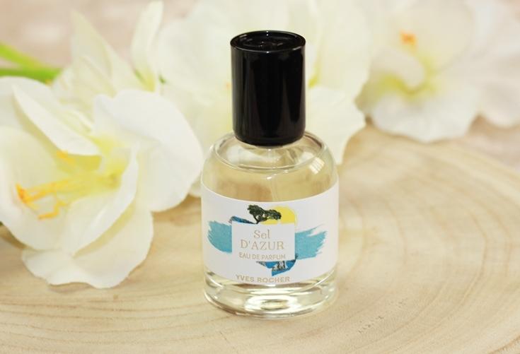 Yves Rocher Sel d'Azur eau de parfum flesje