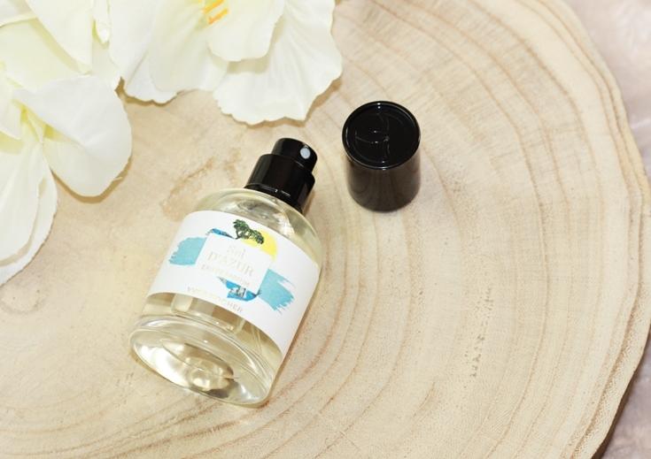 Yves Rocher Sel d'Azur eau de parfum flacon