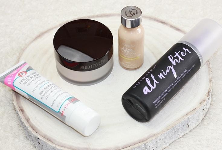 Foundation aanbrengen bij een vette huid tips