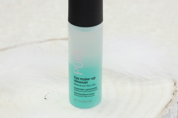 ICI PARIS XL Pure eye make-up remover