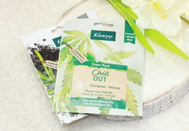 Kneipp Sheet Mask Chill Out