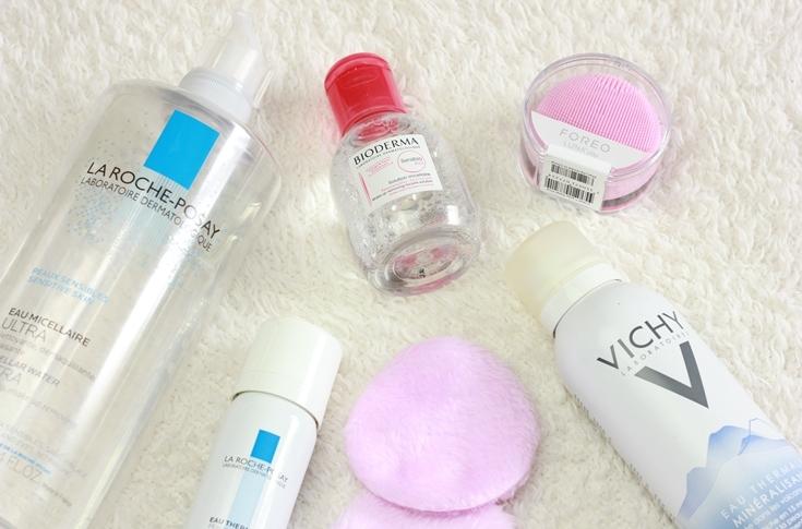 gevoelige huid reinigen producten