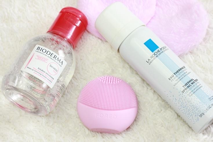 producten gevoelige huid reinigen